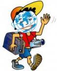 Турист аватар